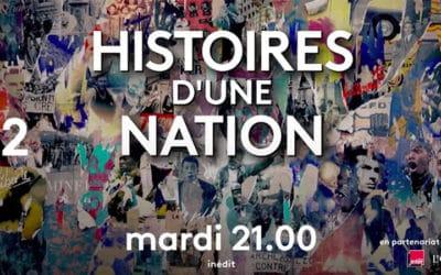Histoires d'une nation ou France 2 au pays des Soviets. Première partie