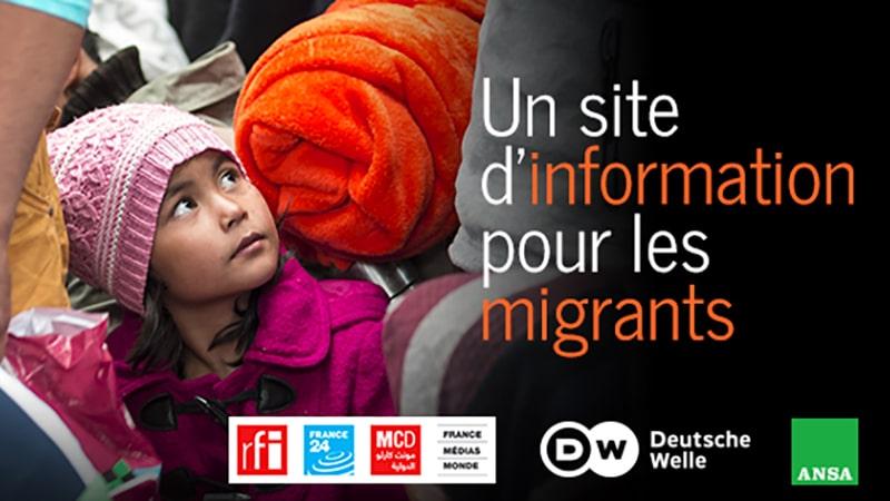 Les subventions d'InfoMigrants sauvent la mise de France Médias Monde