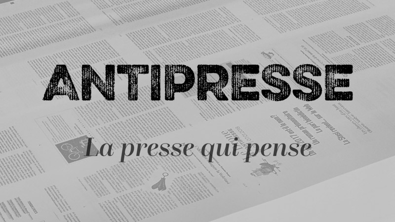 L'Ojim officialise son partenariat avec l'Antipresse