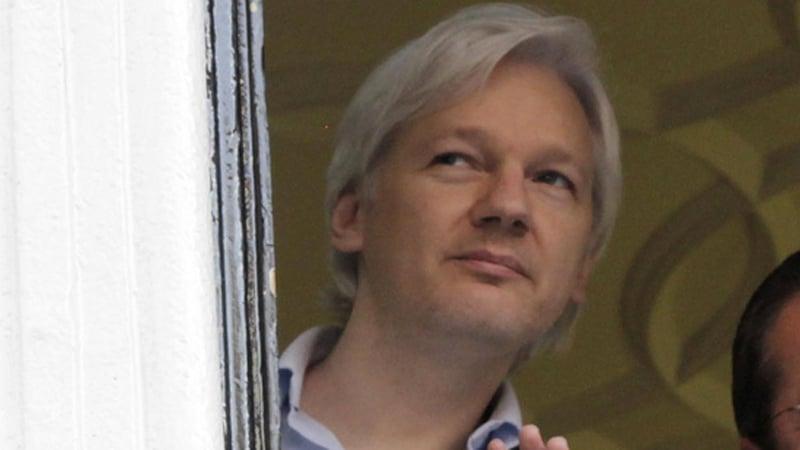 Appel au secours de la mère de Julian Assange