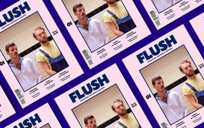 Flush, le monde vu d'en bas