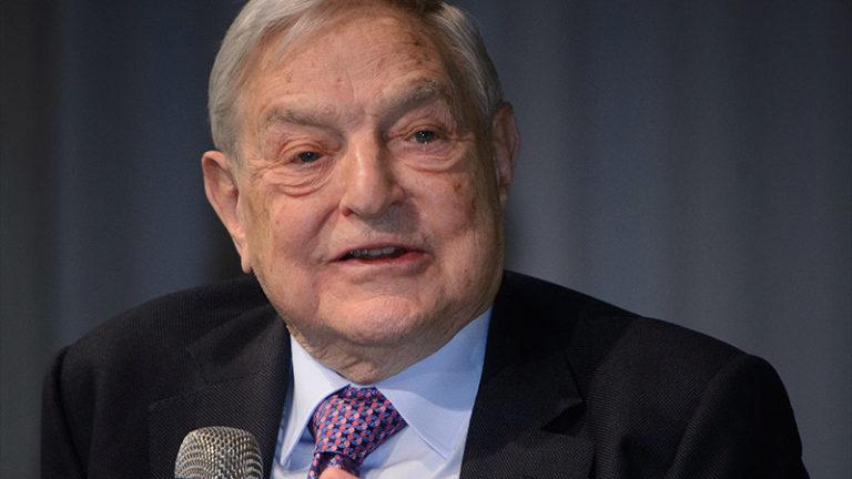 George Soros et la société ouverte. Première partie