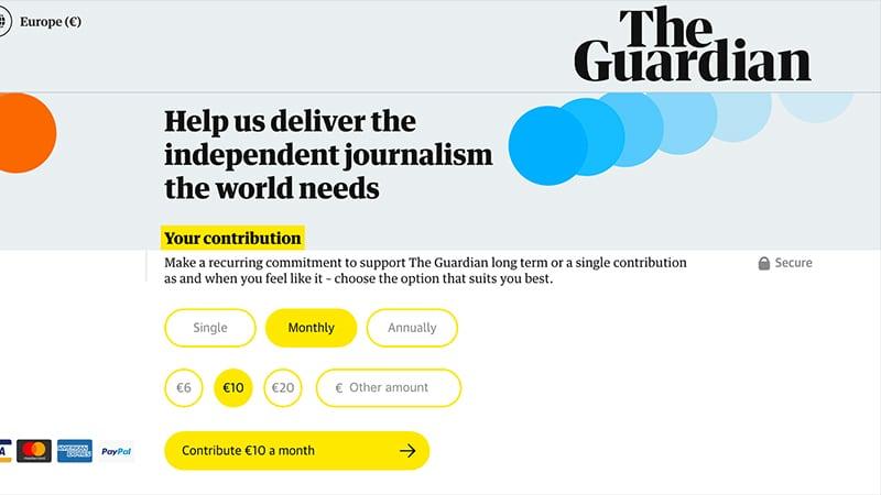 Sites de presse, payant ou gratuit ? Un modèle incertain
