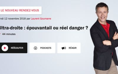 France Inter : l'ultra droite au menu de novembre