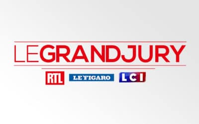 Le Grand Jury LCI-Figaro-RTL invite Gérard Darmanin alias Darmalin