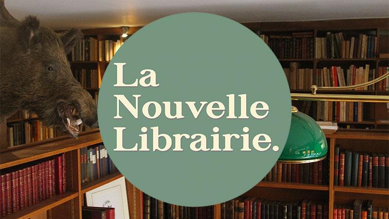 Une Nouvelle Librairie de droite au Quartier latin, appel à l'émeute de L