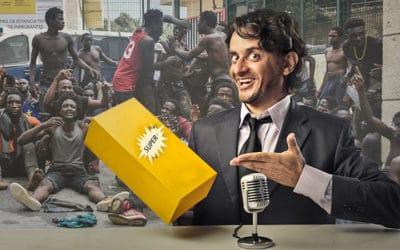 Pacte sur les migrations, sur les chaînes de télévision et les radios, une obsession : débusquer les « idées fausses»