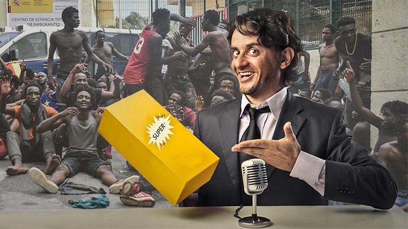 Pacte sur les migrations, sur les chaînes de télévision et les radios, une obsession : débusquer les « idées fausses »