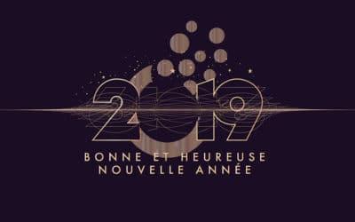 Les vœux de l'Observatoire du journalisme pour 2019