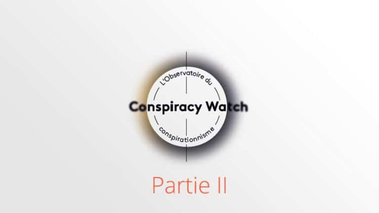 Complotisme : un bobard d'or pour Bourdin direct, BFM et RMC ? Deuxième partie