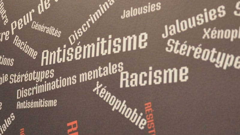 Antisémitisme : une condamnation sélective des médias