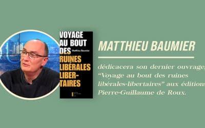 Les médias libéraux et le pays réel, quatre questions à Matthieu Baumier