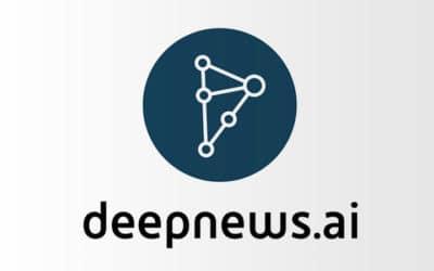 Les algorithmes au secours de la censure ? Le projet Deepnews