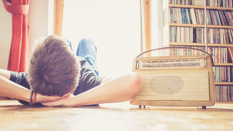 Radio : une audience de 85% chez les 13-34 ans