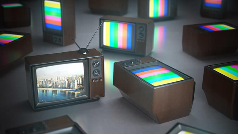 Eurodata : chaque terrien passe en moyenne trois heures par jour devant la télévision