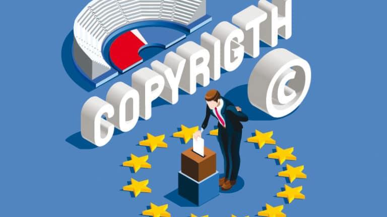 La directive droits d'auteur votée au Parlement européen, un tigre en papier ?
