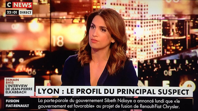 Sonia Mabrouk