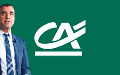 Arnaud Lagardère et le Crédit Agricole, je te tiens tu me tiens par la barbichette
