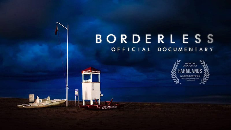 Borderless : le nouveau documentaire de Lauren Southern