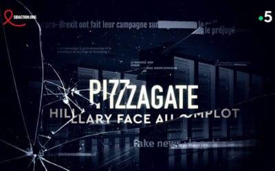 France 5 contre la fabrique du mensonge. Épisode 4, Hillary Clinton et le pizzagate