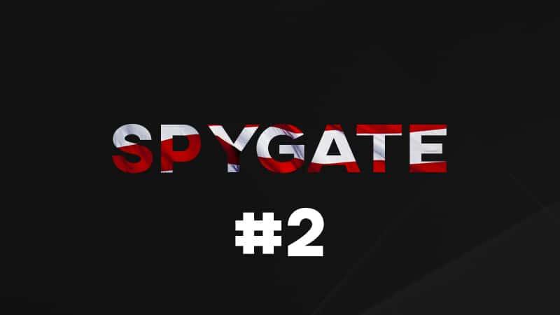 Les médias américains à l'heure du Spygate. Seconde partie