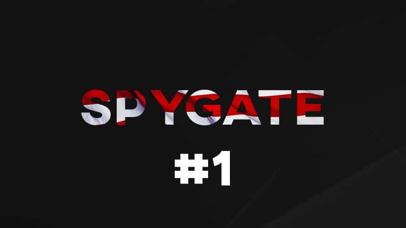 Les médias américains à l'heure du Spygate. Première partie