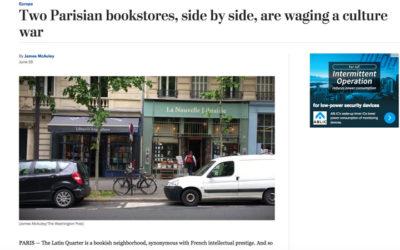 Quand le Washington Post de Jeff Bezos (Amazon) s'attaque à La Nouvelle Librairie