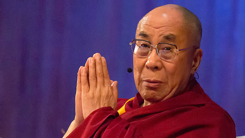 Le Dalaï-lama : trop politiquement incorrect pour certains médias