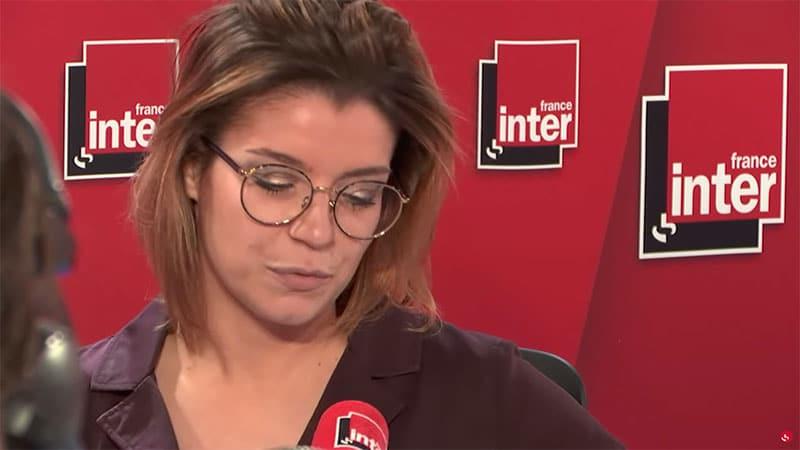L'arroseuse arrosée, Elisabeth Laborde licenciée des Inrocks