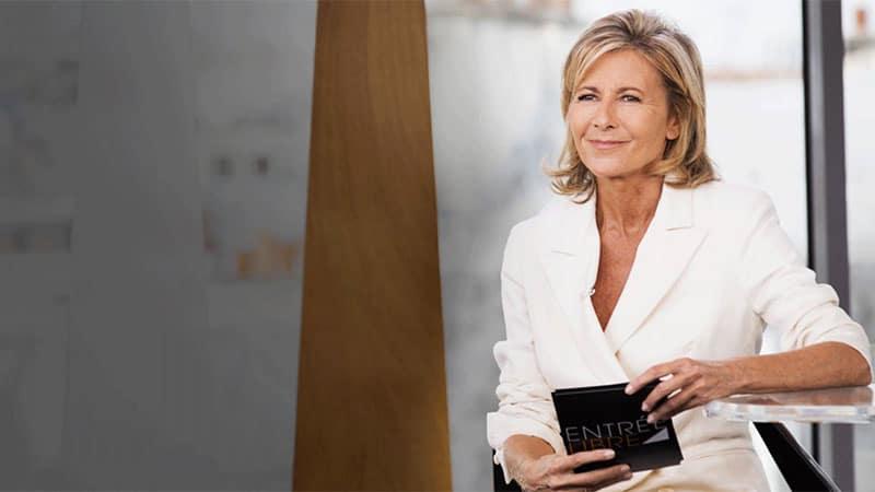 Claire Chazal sauve sa place sur France Télévisions, mais pas son équipe