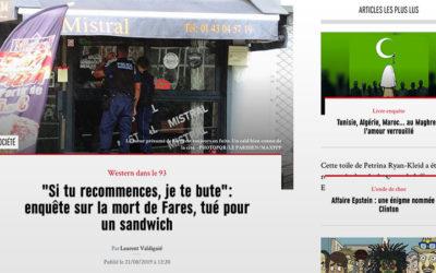 Un jour en France avec Marianne, un exemple de vrai journalisme. Première partie