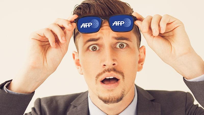 Notre jeu de l'été: analyse d'une dépêche AFP #1