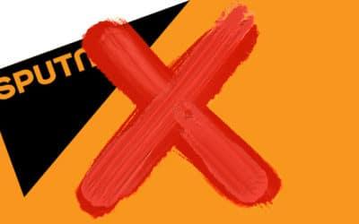 Démocratie à deux vitesses: Sputnik bloqué en Lituanie