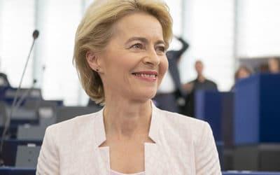 """Ursula von der Leyen et le """"mode de vie européen"""", des médias pas contents"""