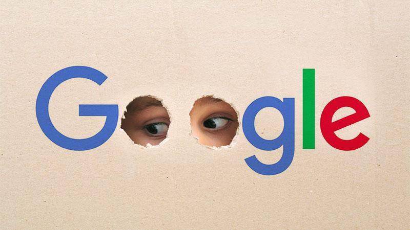 Quand Google espionne même les enfants