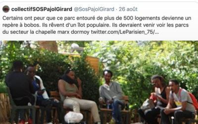 Nord de Paris: chronique médiatique de la tiers-mondialisation d'une ville