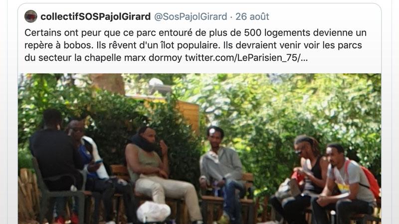 Nord de Paris: chronique médiatique de la tiers-mondialisation d'uneville