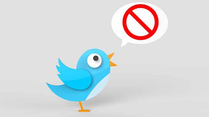 Twitter censure un groupe de soutien à Julian Assange