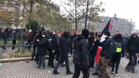 Manifestation des gilets jaunes du 16 novembre : un jeu d'ombres assumé pour les médias de grand chemin