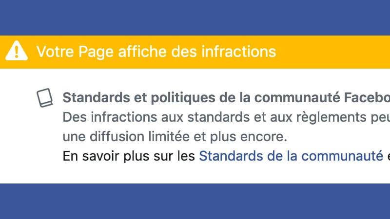 L'Observatoire du journalisme de nouveau censuré par Facebook