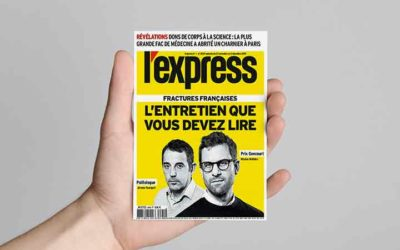 L'Express rétrécit de plus enplus