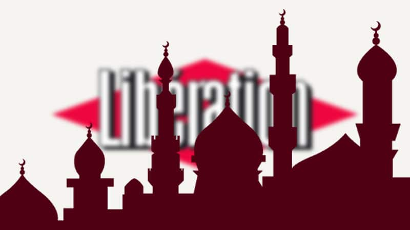 Libération et la mosquée : chronique d'une journée horssol