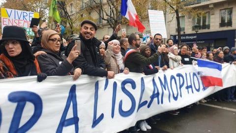 Marche contre l'islamophobie : une si belle manifestation, revue de presse