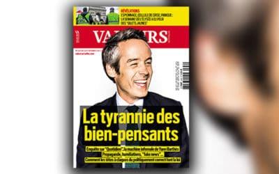 Quotidien et Yann Barthès dans le rôle du truand?