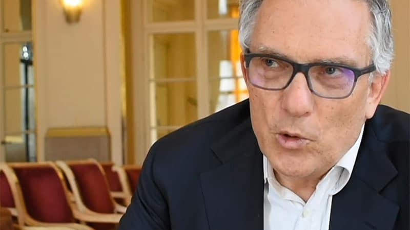 Médias suisses : cinq questions à Guy Mettan