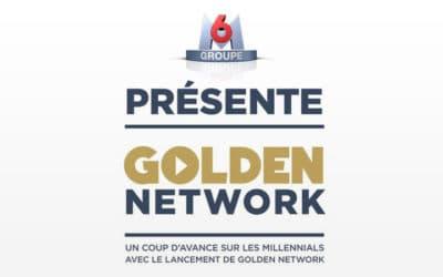 Golden Network : M6 se laisse séduire à son tour par Facebook