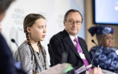 Greta Thunberg, prophétesse de l'apocalypse et icône des médias