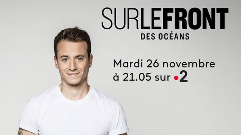 Hugo Clément, sur le front des océans mais pas des audiences pour son arrivée sur France 2