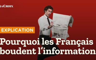 Enquête La Croix Kantar: les Français boudent les médias officiels ? Pourquoi donc ?