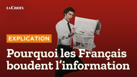 Enquête La Croix Kantar : les Français boudent les médias officiels ? Pourquoi donc ?
